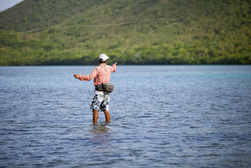 Your guide and captain arawak expeditions for Eastern fly fishing magazine