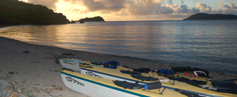Multi-Day Kayak Trips in the BVI