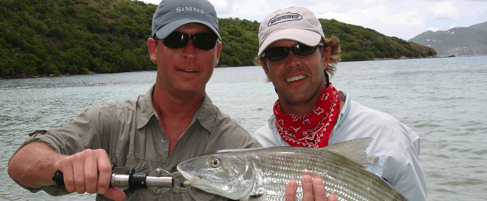 Fly Fishing Charters on St. John VI