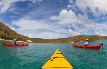 Kayaking - Hurricane Hole