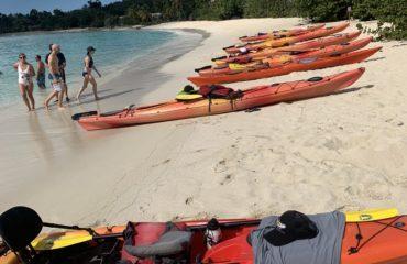 Half Day Kayak to Scott Beach